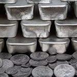 Уровень цен на серебро.