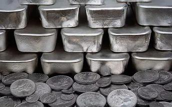 уровень цен на серебро